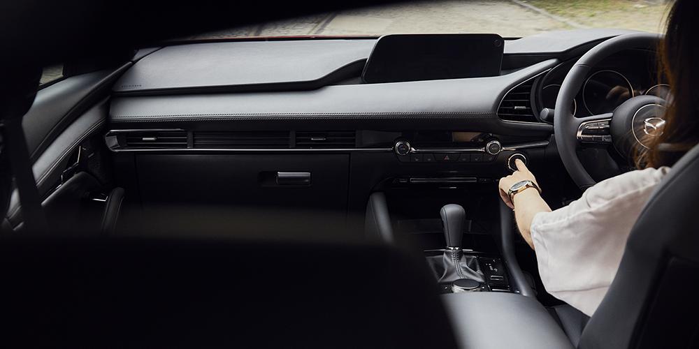 All New Mazda 3 – รูปลักษณ์ภายใน