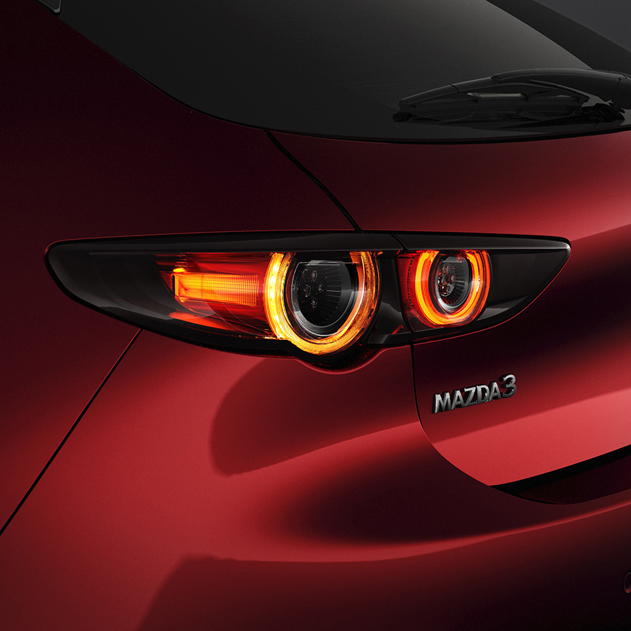 ALL-NEW MAZDA3 FASTBACK