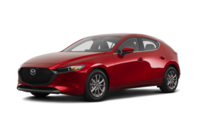 All New Mazda 3 Fastback