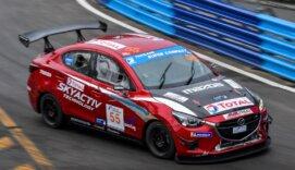 Mazda คว้าแชมป์ 2 สนามรวด ในไทยแลนด์ ซูเปอร์ ซีรี่ส์ 2019