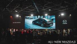 เปิดตัว ALL NEW MAZDA3 ปี 2019 รถยนต์เจเนอเรชั่นใหม่