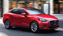 New Mazda2 Hatchback