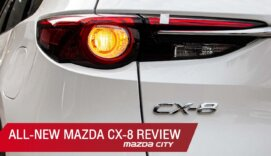 รีวิว ALL-NEW MAZDA CX-8