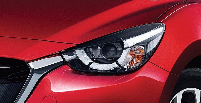 New Mazda2 Hatchback
