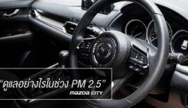 ดูแลอย่างไรในช่วง PM 2.5