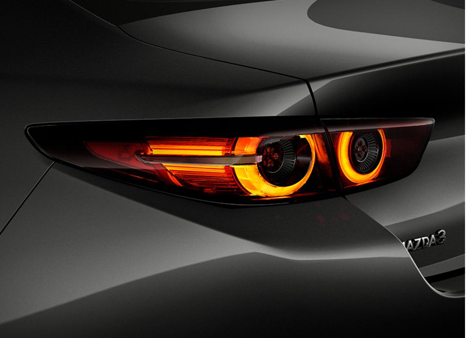 LIGHTING DESIGN ALL-NEW MAZDA3 Sedan