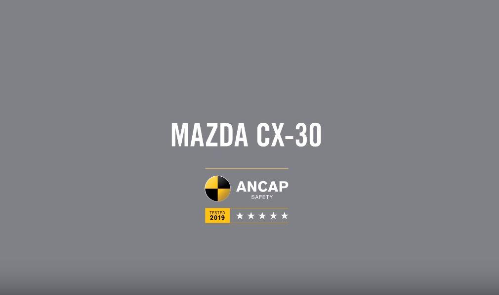 ความปลอดภัย All-New Mazda CX-30