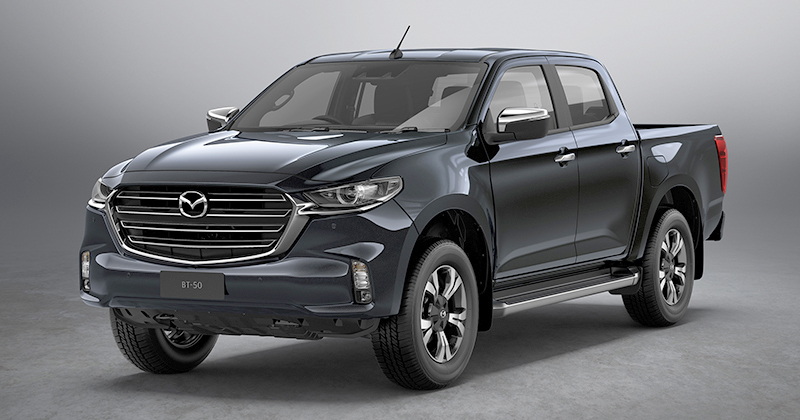 all new mazda bt50