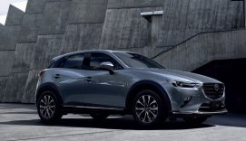 New Mazda CX-3 2021 Collection_Mazda City