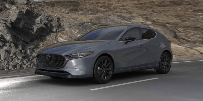 2021 MAZDA 3 TURBO_Hatchback