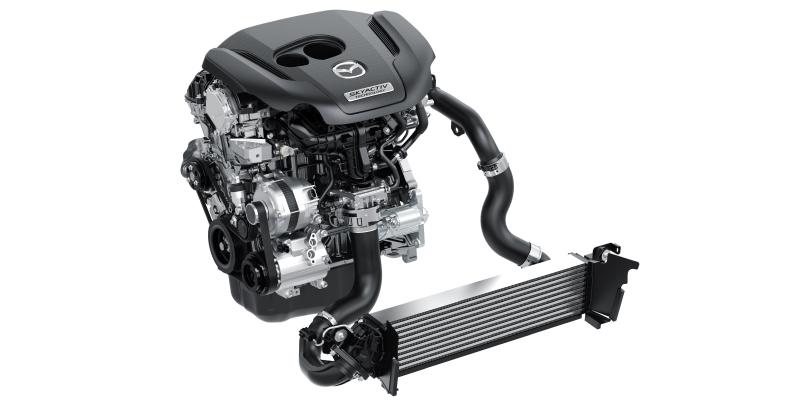 Mazda Skyactiv-G 2.5T