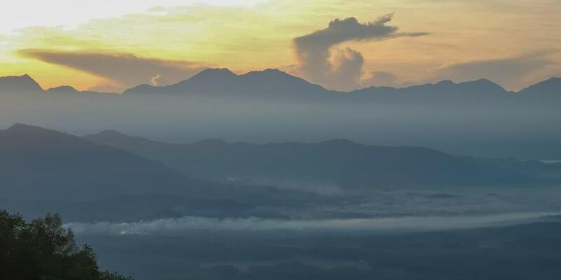 ทะเลหมอก - ภูเขาศูนย์