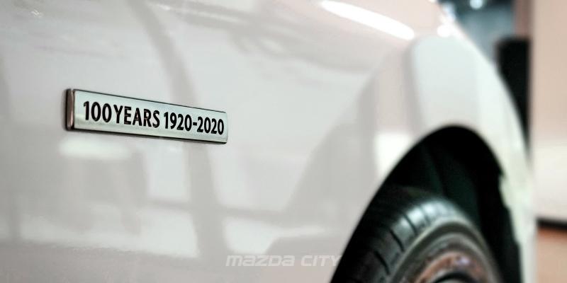 Mazda City - Mazda 100 ปี 02