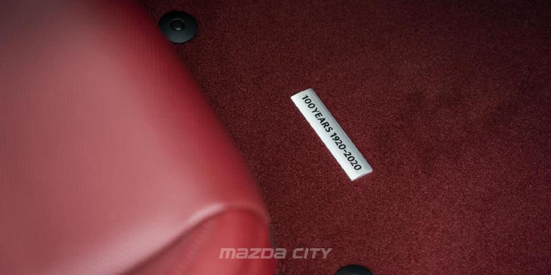 Mazda City - Mazda 100 ปี 07