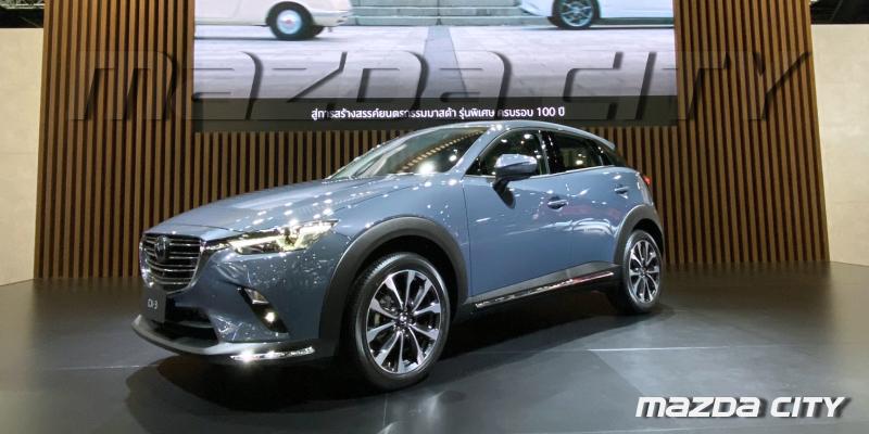New Mazda CX3 2021 Collection_Mazda City_00