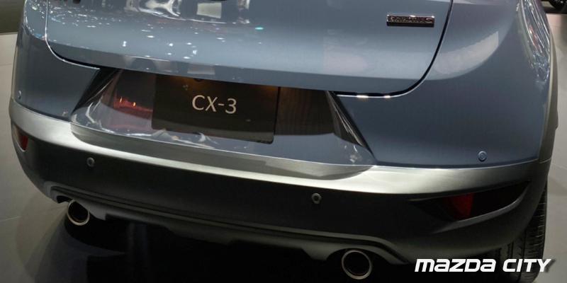 New Mazda CX3 2021 Collection_Mazda City_03