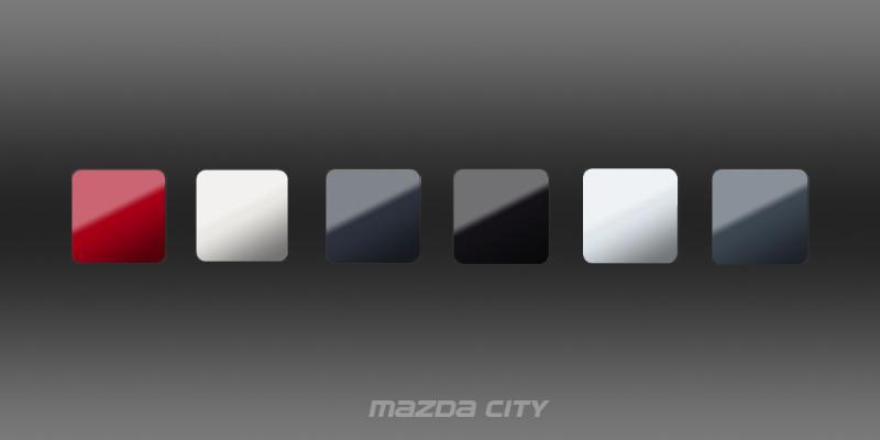 New Mazda CX3_Colors