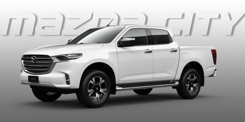 All-New Mazda BT-50_Colors_Ice-White