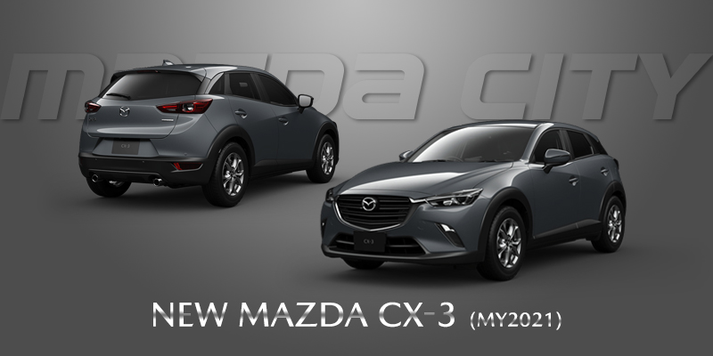 New_Mazda CX-3_MY2021_Web