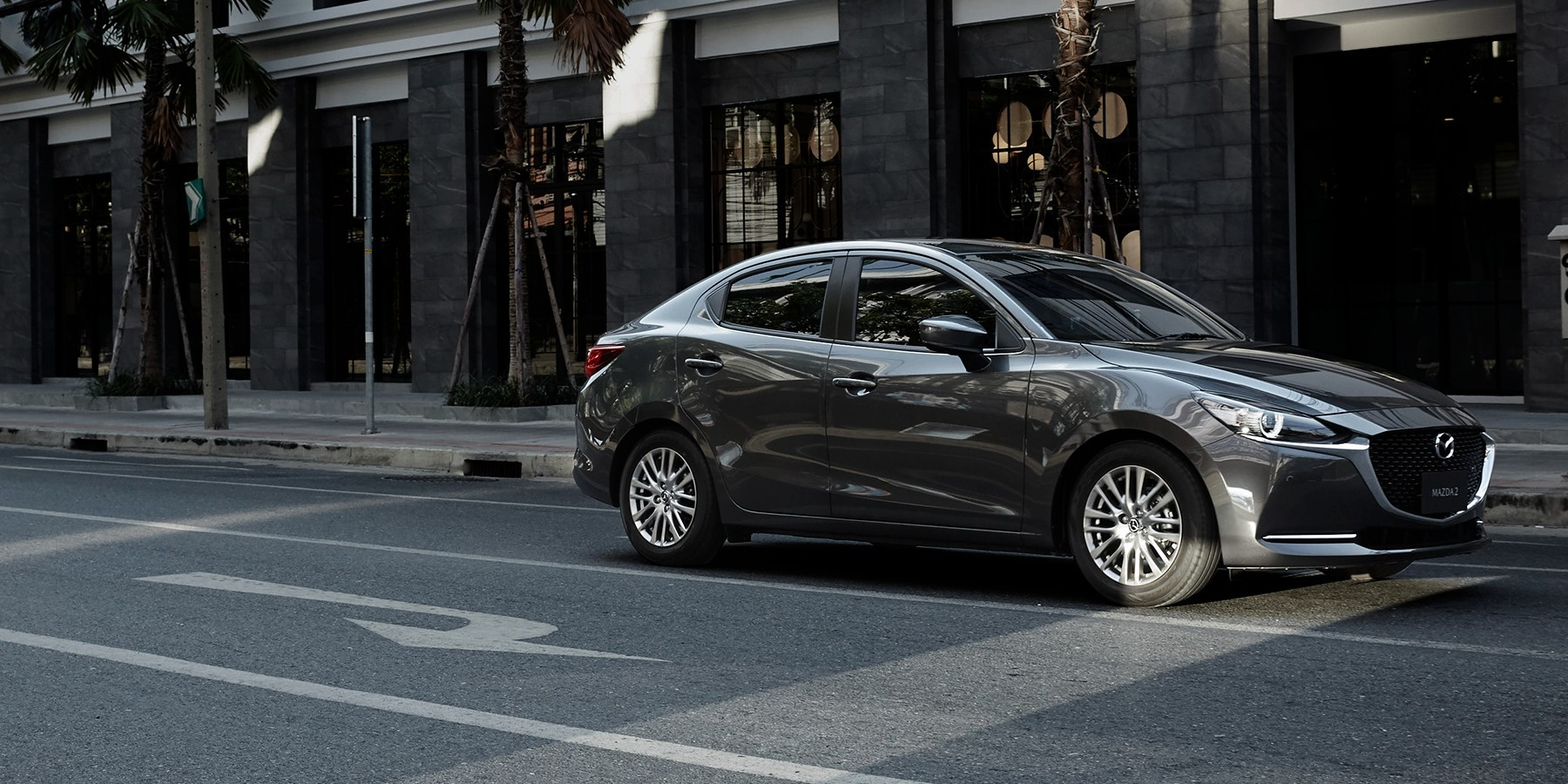 New Mazda 2 Collection 2021_Mazda City 01
