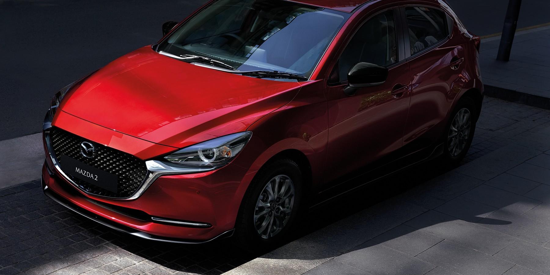 New Mazda 2 Collection 2021_Mazda City