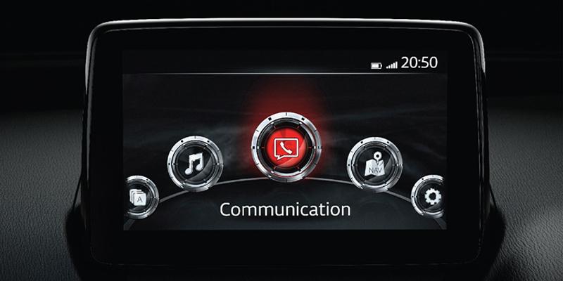 New Mazda 2 Collection 2021_Infotainment_4_Mazda City
