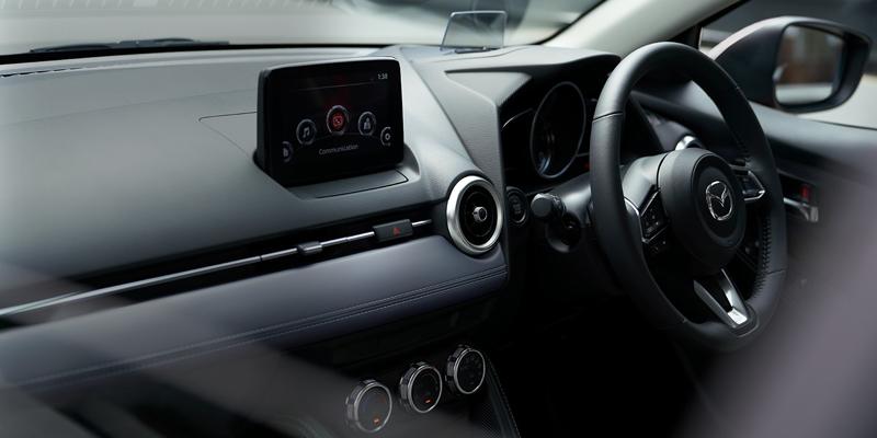 New Mazda 2 Collection 2021_Intside_1_Mazda City