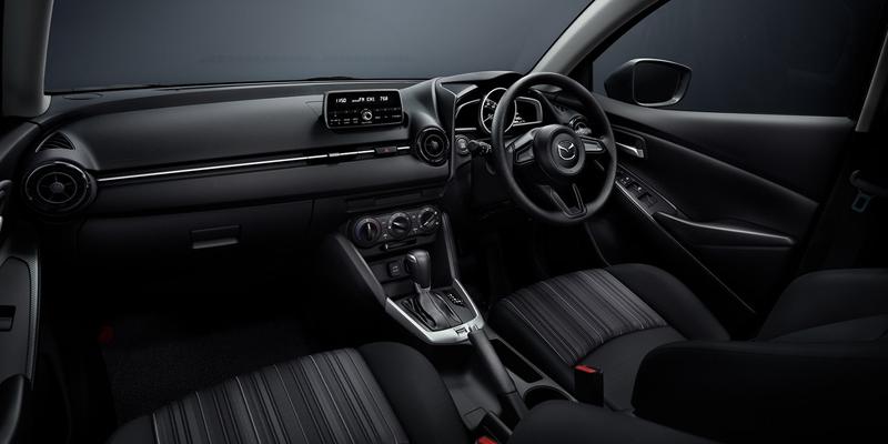 New Mazda 2 Collection 2021_Intside_5_Mazda City
