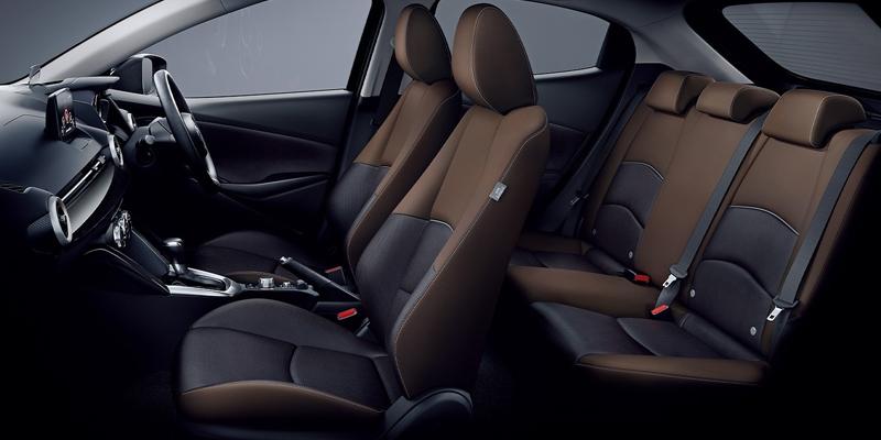 New Mazda 2 Collection 2021_Intside_6_Mazda City
