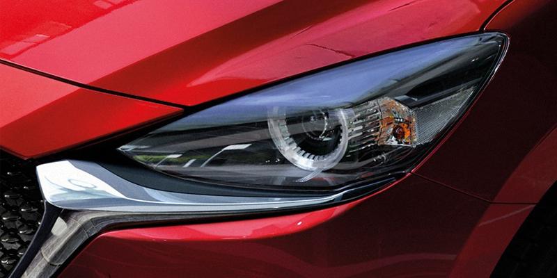 New Mazda 2 Collection 2021_Outside_1_Mazda City