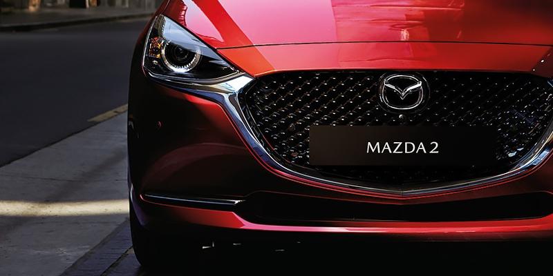 New Mazda 2 Collection 2021_Outside_2_Mazda City