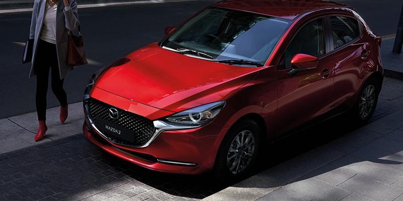 New Mazda 2 Collection 2021_Outside_3_Mazda City