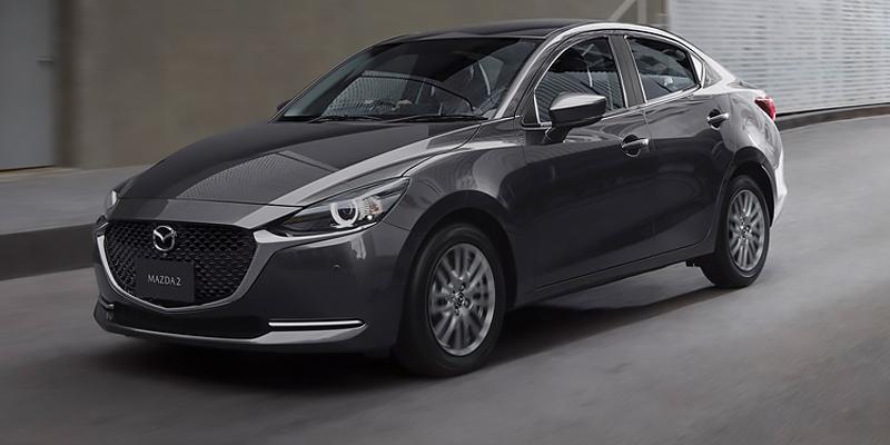 New Mazda 2 Collection 2021_Tecnology_1_Mazda City