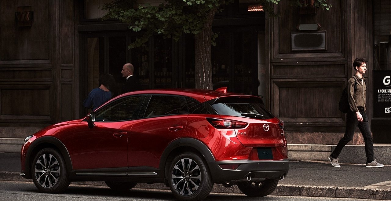 New Mazda CX-3 2021 Collection_Mazda City_09