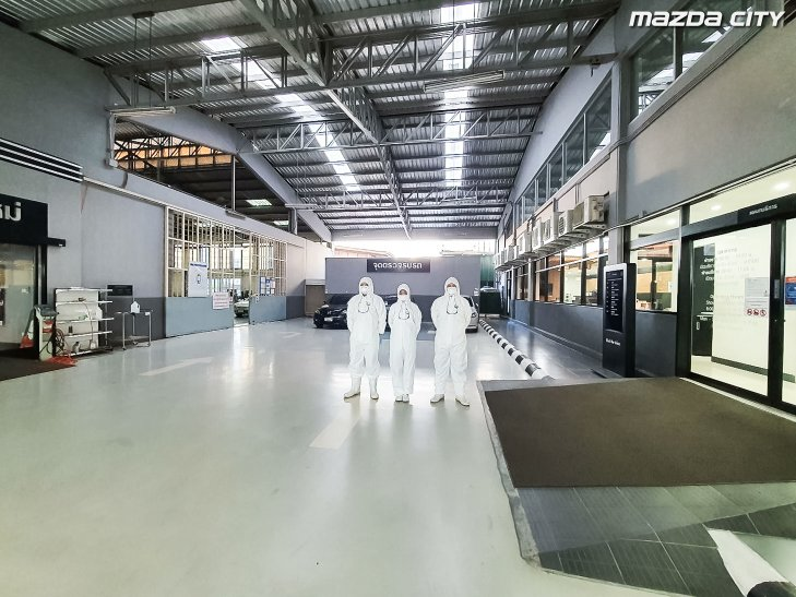 MazdaCity - Cleaning-1