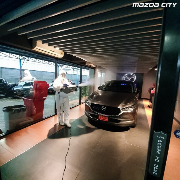 MazdaCity - Cleaning-4