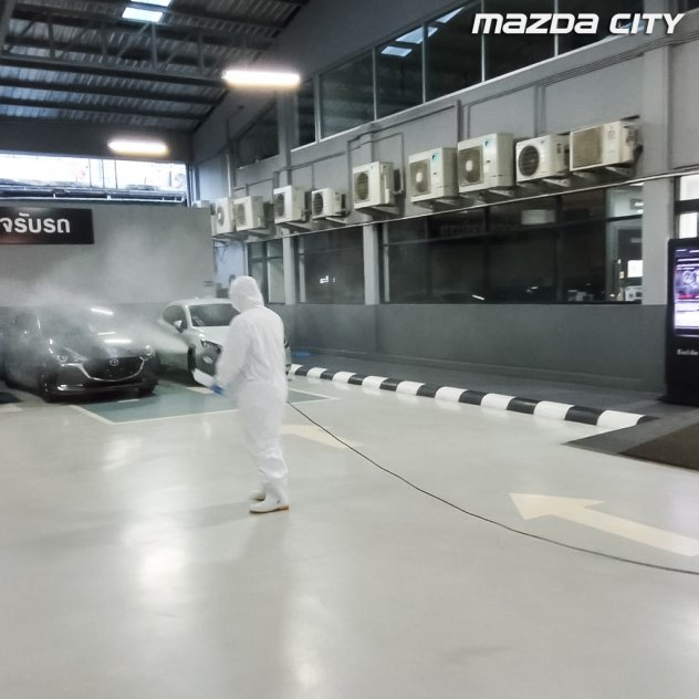 MazdaCity - Cleaning-7